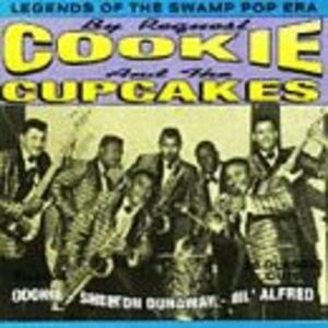 By Request - CD Audio di Cookie and the Cupcakes