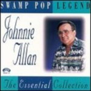 Swamp Pop Legend - CD Audio di Johnnie Allan