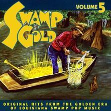 Swamp Gold vol.5 - CD Audio