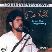 Louisiana from the Beginning - CD Audio di Don Rich