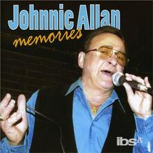 Memories - CD Audio di Johnnie Allan