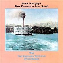 Earthquake Mcgoon Recordings - CD Audio di Turk Murphy