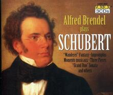Plays Schubert - CD Audio di Franz Schubert,Alfred Brendel
