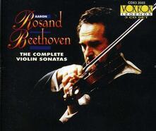Saemtliche Violinsonaten - CD Audio di Ludwig van Beethoven