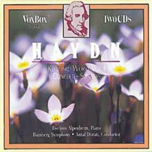 Keyboard Works 1 - CD Audio di Franz Joseph Haydn