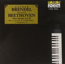 Sonate per Pianoforte vol.3 - CD Audio di Ludwig van Beethoven
