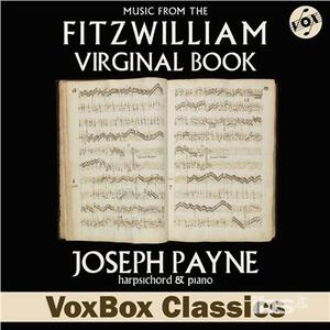 Music from Fitzwilliam Virginal Book - CD Audio di Joseph Payne