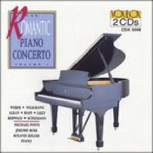 Concerti Romantici per Pianoforte vol.7 - CD Audio di Carl Maria Von Weber,Michael Ponti