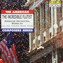 Incredible Flutist - CD Audio