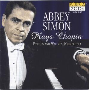 Studi - Valzer - CD Audio di Fryderyk Franciszek Chopin