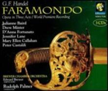 Faramondo - CD Audio di Georg Friedrich Händel