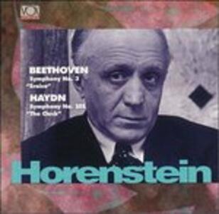 Sinfonie - CD Audio di Ludwig van Beethoven,Jascha Horenstein