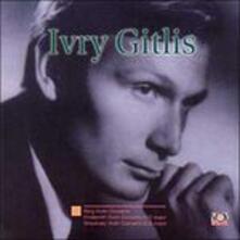 Concerto per Violino - CD Audio di Alban Berg,Ivry Gitlis