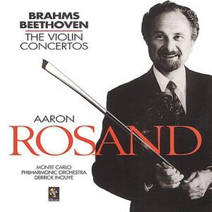 Violin Concertos - CD Audio di Ludwig van Beethoven,Johannes Brahms