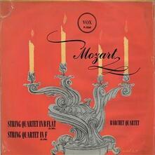 String Quartets - Vinile LP di Wolfgang Amadeus Mozart