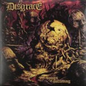 Songs of Suffering - Vinile LP di Disgrace