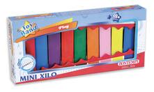 Xilofono a 8 Piastrine/Note Colorate. Bontempi (55 0833)