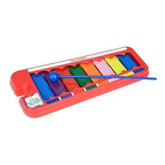 Xilofono a 8 Piastrine Colorate. Bontempi (55 0832) - 3