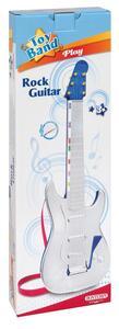 Bontempi Gr 5401.2. Toy Band Play. Chitarra Rock Con Hawaiana E Corde Di Nylon Con Plettro E Tracolla In Dotazione