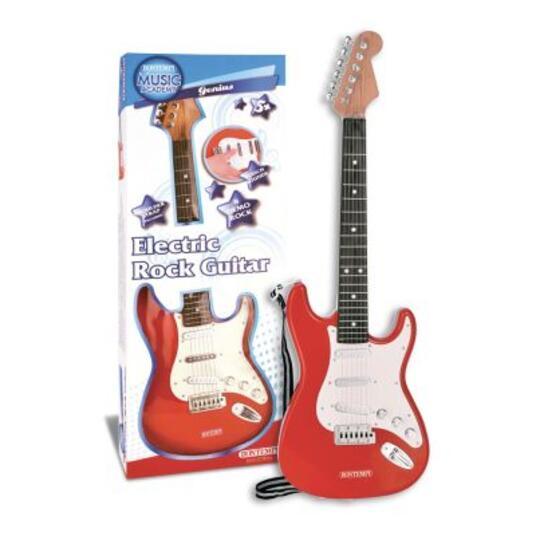 Toy Band Star. Chitarra Elettrica con Tracolla. Bontempi (24 1300) - 4