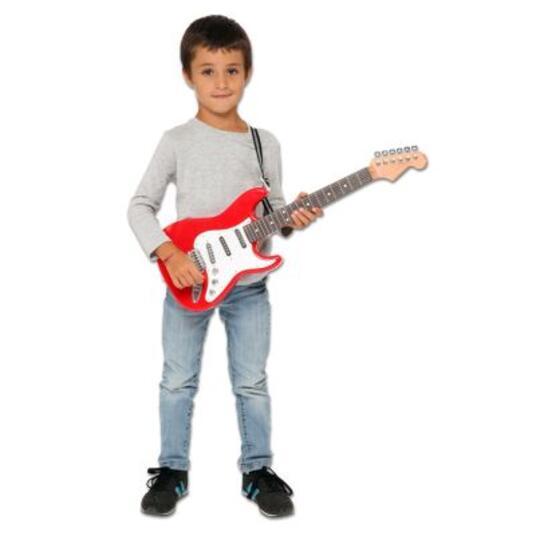 Toy Band Star. Chitarra Elettrica con Tracolla. Bontempi (24 1300) - 6