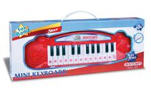 Tastiera Elettronica a 24 Tasti 23 Brani Preregistrati Selettore Note/Demo. Bontempi (12 2407)