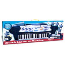 Tastiera Elettronica con microfono. Bontempi 37 123712