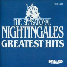 Greatest Hits - CD Audio di Sensational Nightingales