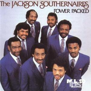 Power Packed - CD Audio di Jackson Southernaires