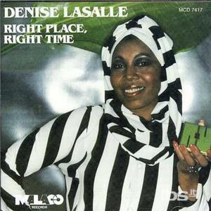 Right Place - CD Audio di Denise LaSalle