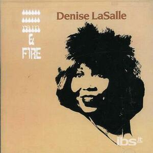 Rain & Fire - CD Audio di Denise LaSalle