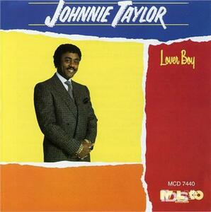 Loverboy - CD Audio di Johnnie Taylor