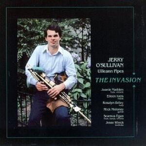 Invasion - CD Audio di Terry O'Sullivan