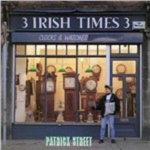 Irish Times - CD Audio di Patrick Street