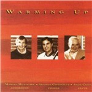 Warming up - CD Audio di Martin Mulhaire