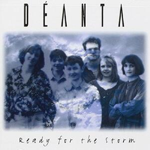 Ready For The Storm - CD Audio di Deanta