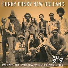 Funky Funky New Orleans 6 - Vinile LP