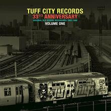Tuff City Records. Original Old School Recordings vol.1 (33 1/3 Anniversary) - Vinile LP