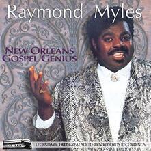 New Orleans Gospel Genius - Vinile LP di Raymond Myles