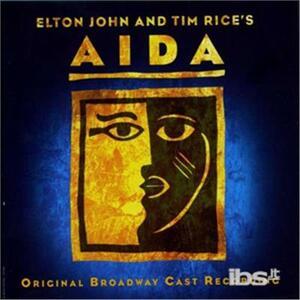 Aida (Colonna Sonora) (Original Broadway Cast) - CD Audio