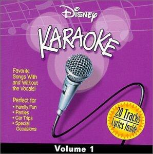 Disney Karaoke Series vol.1 - CD Audio