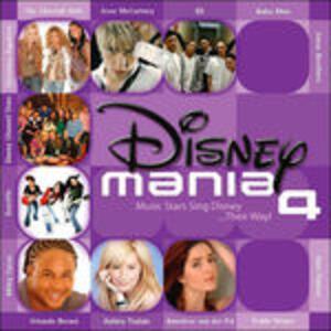 Disneymania 4 (Colonna Sonora) - CD Audio