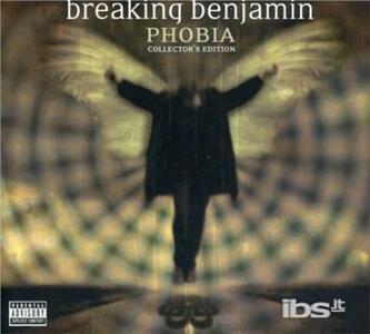 Phobia - CD Audio + DVD di Breaking Benjamin
