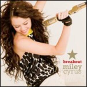 Breakout - CD Audio di Miley Cyrus