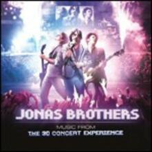 Music from the 3D Concert Experience - CD Audio di Jonas Brothers