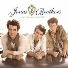 Lines, Vines and Trying Times - CD Audio di Jonas Brothers