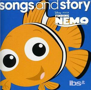 Songs & Story. Finding.. (Colonna Sonora) - CD Audio