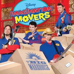 In a Big Warehouse - CD Audio di Imagination Movers
