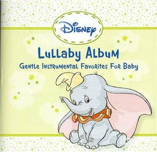 Disneys Lullaby Album (Colonna Sonora) - CD Audio