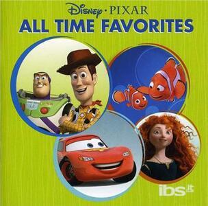 Disney Pixar All Time (Colonna Sonora) - CD Audio